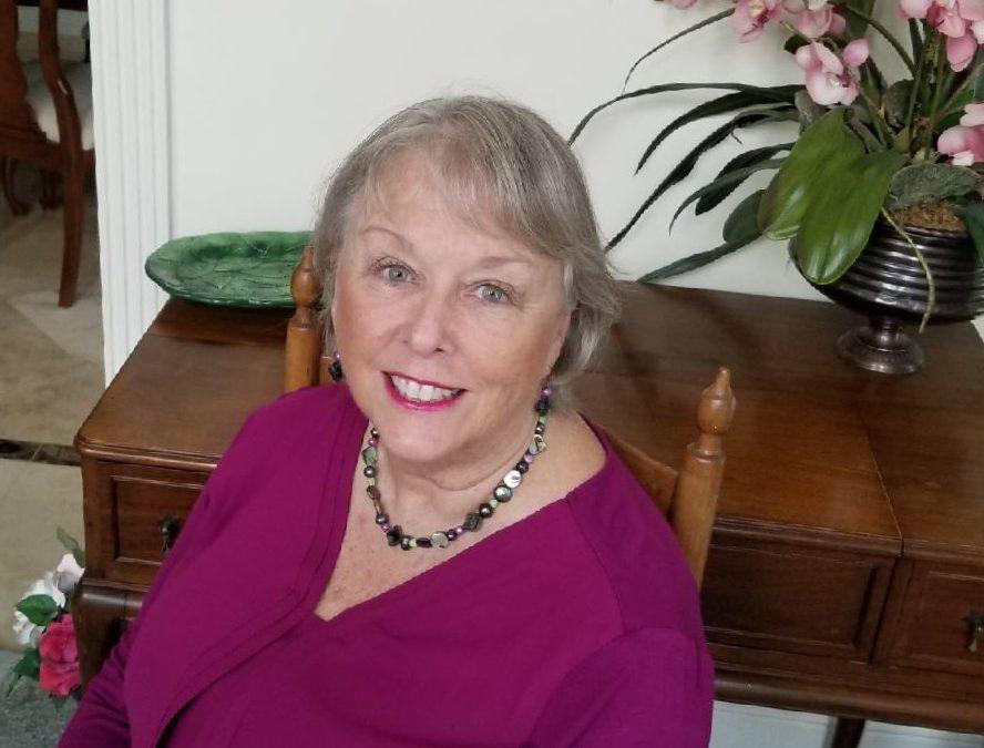 Volunteer Spotlight: Barbara Desanzo
